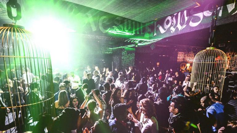 Foxtail Nightclub 8