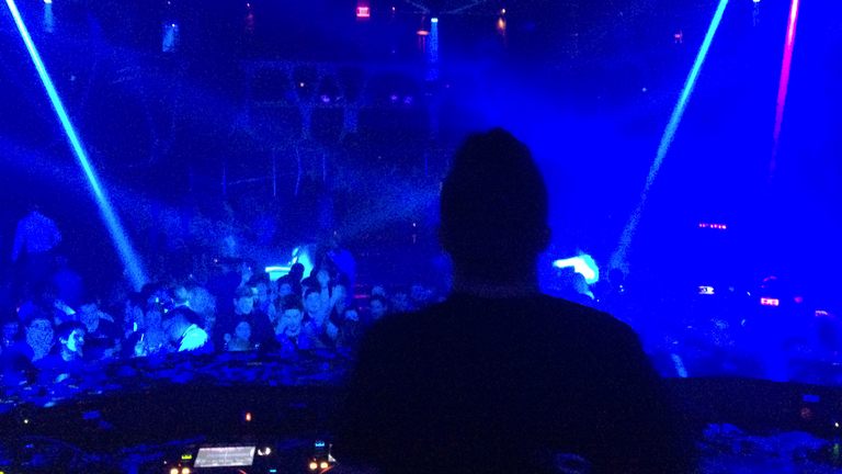 EDM nightlife Hakkasan club Las Vegas