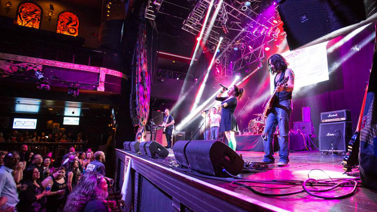 House of Blues Las Vegas 4