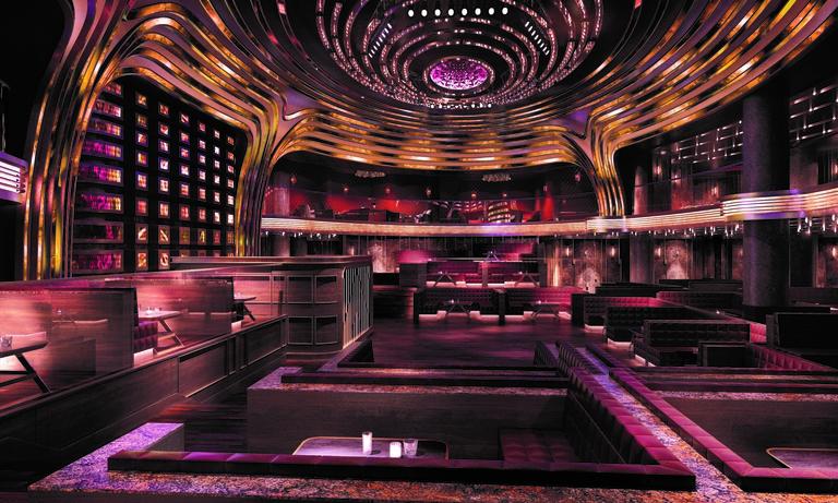 Jewel nightclub Aria Hotel Las Vegas