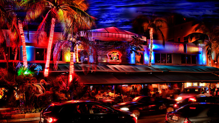 Mango's Tropical Cafe Nightclub 1
