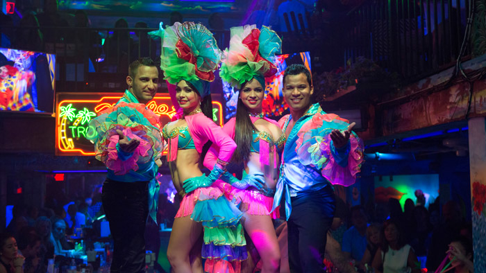 Mango's Tropical Cafe Nightclub 8