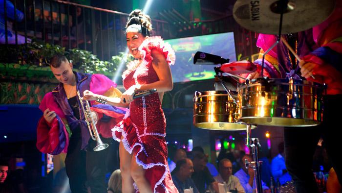Mango's Tropical Cafe Nightclub 10