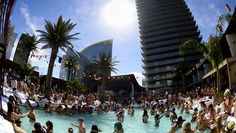 Marquee Dayclub Cosmopolitan Las Vegas