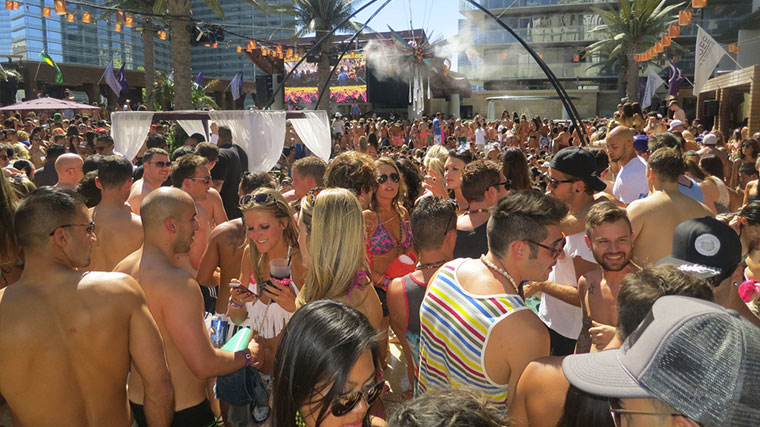 The Cosmopolitan Las Vegas Marquee Dayclub