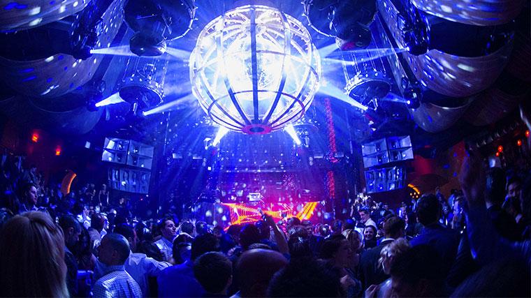 Marquee Nightclub Las Vegas Cosmo