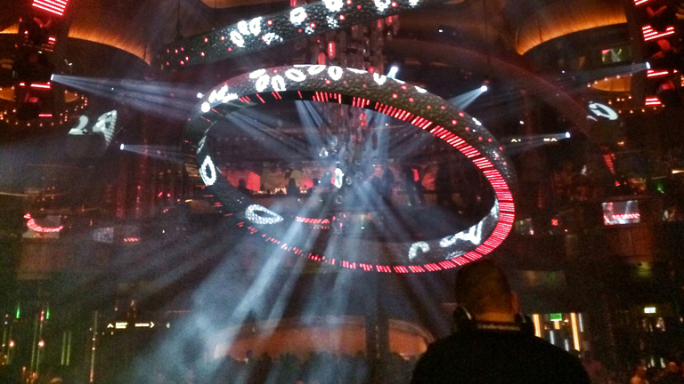 Caesars Palace Las Vegas Omnia nightclub