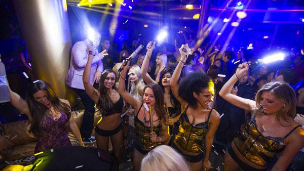 Omnia Nightclub San Diego 4