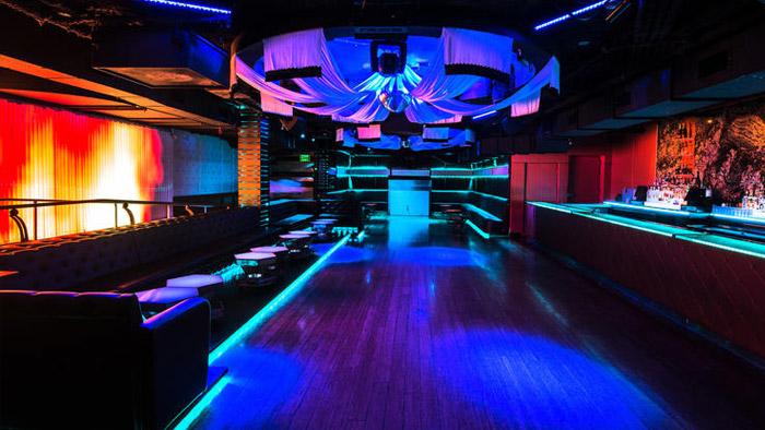 Sevilla Nightclub and Cafe in Long Beach - Sevilla Nightclub