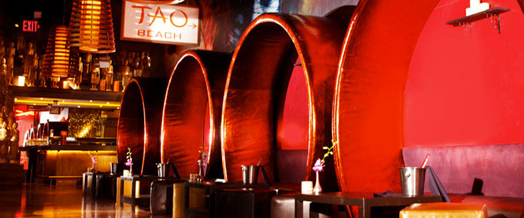 Tao nightclub Venetian Hotel