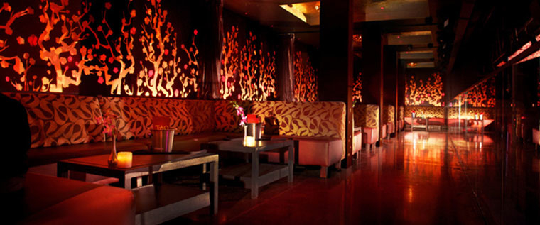 Vegas VIP nightclub TAO