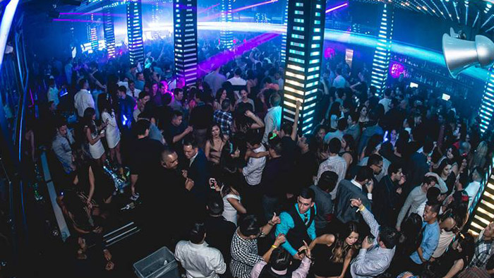 Temple Night Club Party image