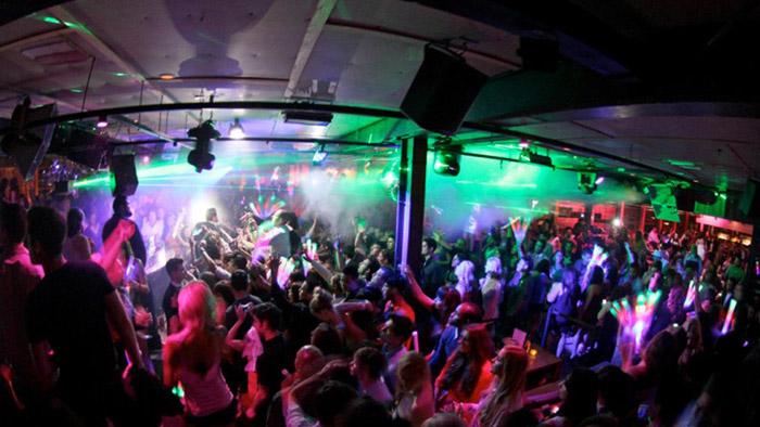 The Colony Nightclub 7