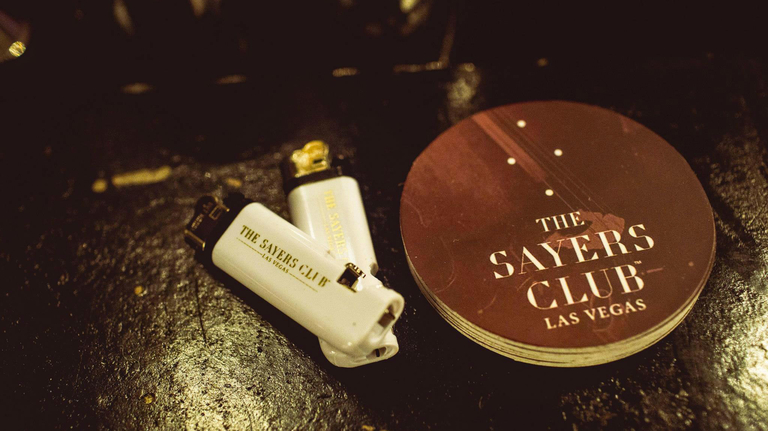 The Sayers Club 4
