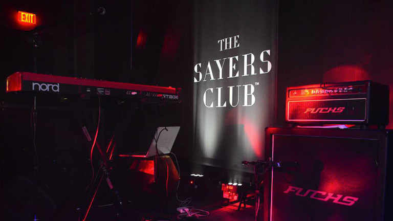 The Sayers Club 7