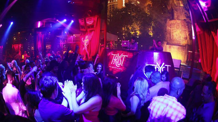 Tryst Nightclub 10