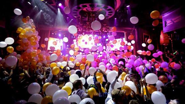 XS nightclub Encore Las Vegas