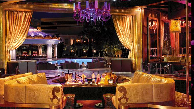 Las Vegas Encore Hotel XS nightclub
