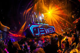 party Jewel nightclub Aria Resort and Casino