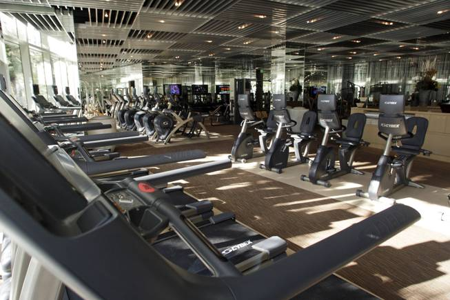 The Insider Where To Workout In Las Vegas Galavantier