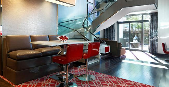 Lanai Suite At The Cosmopolitan Is The Place To House Your