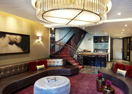 The Most Epic Hotel Suites In Sin City Galavantier