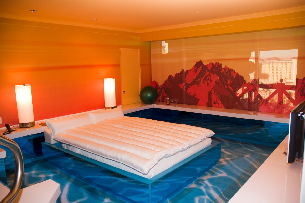 Best Bachelor Party Hotel Room