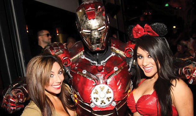 vegas halloween parties you cant miss - Las Vegas Halloween Costume